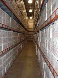 offsite records storage in worcester